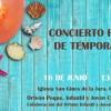 Concierto final de temporada Cartagena