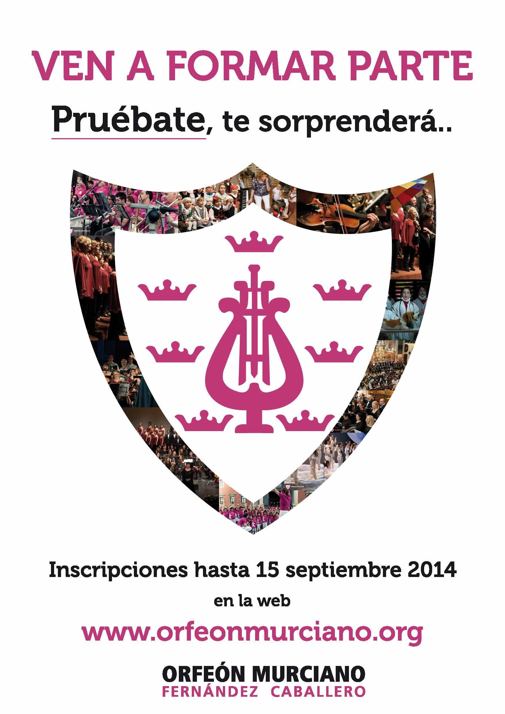 cartel campaña pruébate 2014