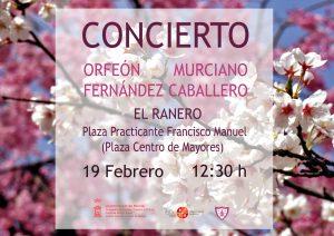 CONCIERTO 19 MARZO EL RANERO 1